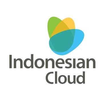 Logo indonesian cloud