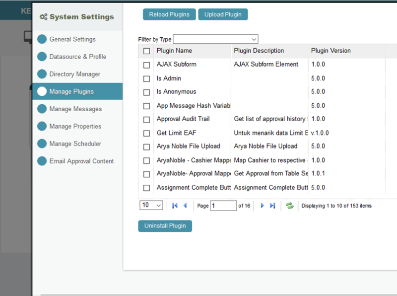 06. Plugin Architecture BPM Software Indonesia