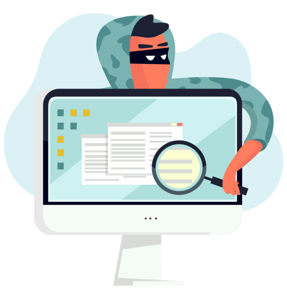 Security Scorecard works by checking into company's cybersecurity domain and capturing every breach from hacker perspective, starting from network security, DNS health, network vulnerabilities, and hacker chatter.