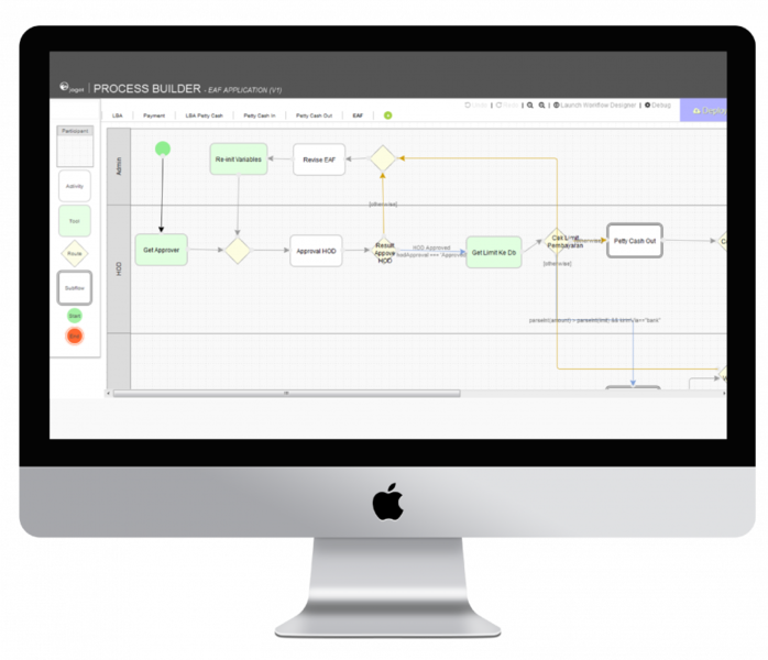 01. Process Designer / Manager BPM Software